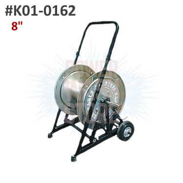 "Reel Cart Kit 8"" #K01-0162"