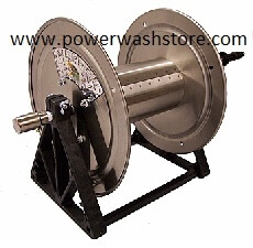 Steel Eagle S.S. A-Frame Hose Reel - 550