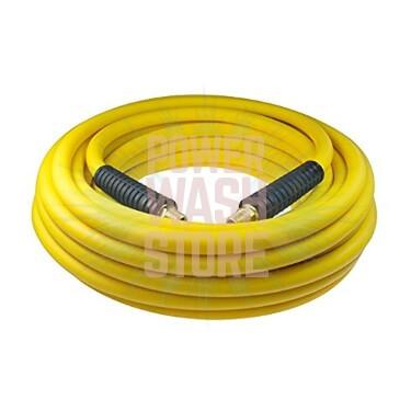 dragon tail 100u0027 yellow hose psi pressure washer hose two wire dragon tail power washer hoses 100u0027 power washer hoses power wash store inc