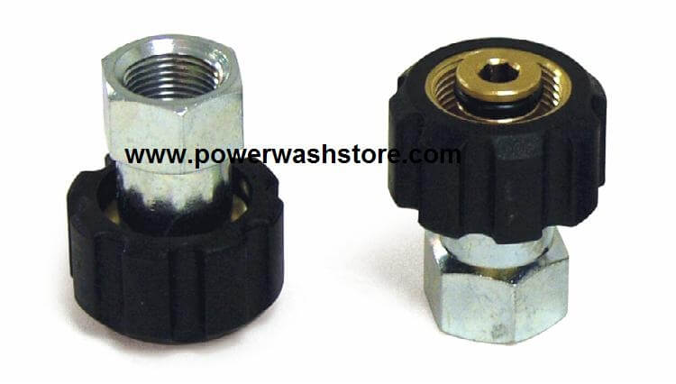 "Twist Lock Coupler- 3/8"" FPT  #1882"