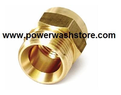 "Twist Lock Plug- 3/8"" FPT #1887"