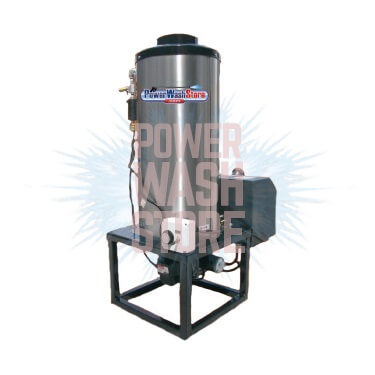 Pressure Pro Vertical Hot Box 12V 8 10GPM