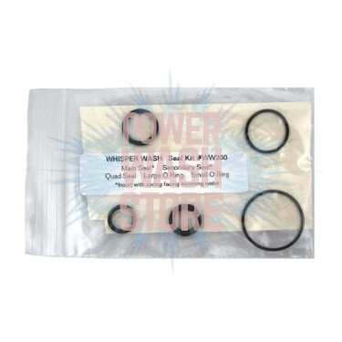 Whisper Wash Seal Kit #4956 WW0200 for Sale Online