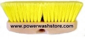 "10"" Heavy Fill Polystyrene Straight Truck Wash Brush for sale online #4506"