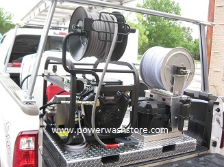 Power Wash Skid for Agriculture and Window Care