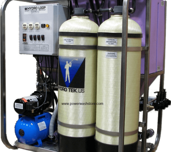 hydrotek rpfe1 recovery and reuse