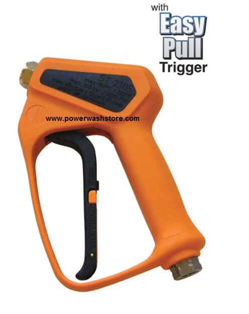 Suttner ST2305 Safety Orange Trigger Gun