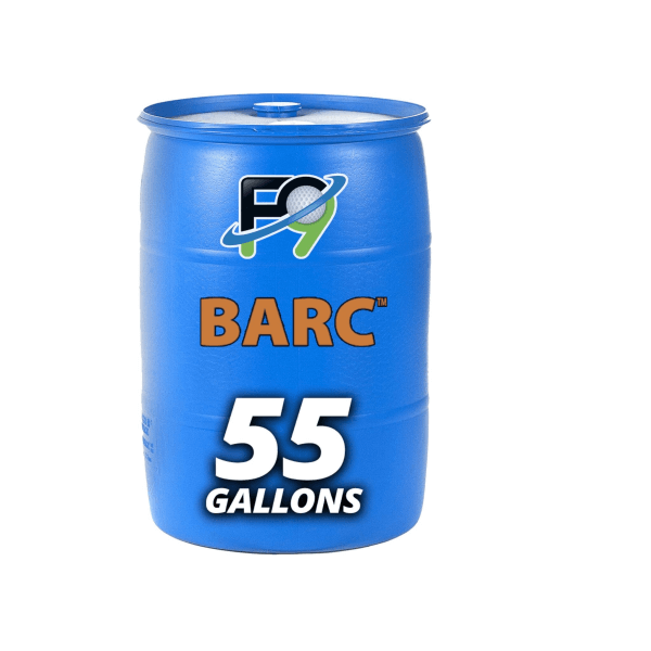 F9 BARC Rust Remover 55 Gallon Drum for sale online