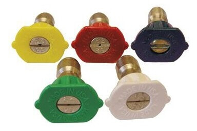 "1/4"" 5 Pack Legacy Quick Connect Nozzles"