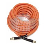 "Orange Agricultural Hose 3/8"" per foot"