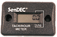 Electronic Tach & Hour Meter #1277