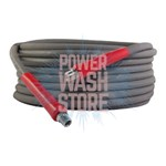 Flextral 100 Foot Gray 6000PSI 2-Wire Hose