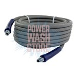 Flextral 100 Foot Gray 4000PSI 1-Wire Hose