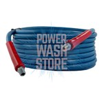 Flextral 100 Foot Blue 6000PSI 2-Wire Hose