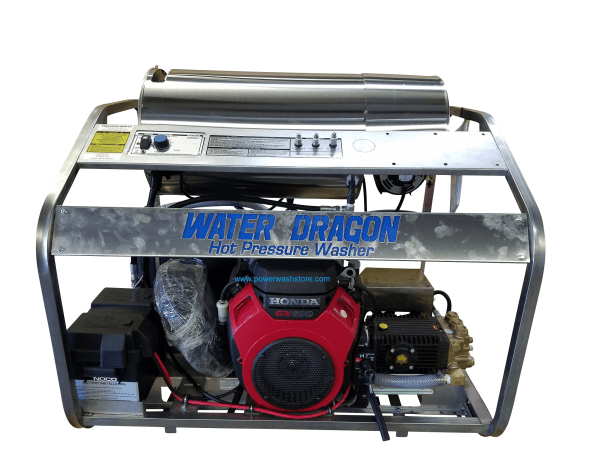 water dragon scu pressure washer