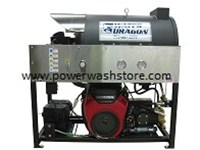 Gas Powered Pressure Wash Systems