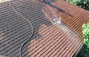 Roof cleaning equipment from Power Wash Store